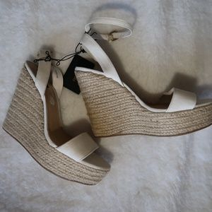 NWT Forever 21 Wedge Heels